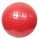 Gymnastický míč masážní 65 cm